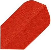 GLD Nylon Flights - Red Slim